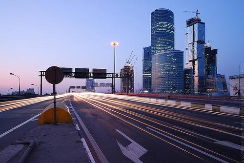 Москва, Москва, России дочь любима... ;)