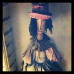 Кукла в Театральном кафе