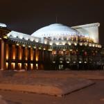 Как пройти на спектакль Большого театра в Новосибирске