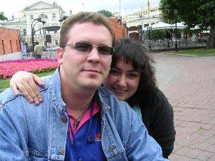 Борис Лифановский и Сусанна Каджоян