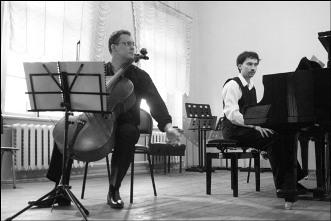 Борис Лифановский и Евгений Лыхин