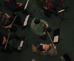 Оркестр Большого театра всегда снизу
