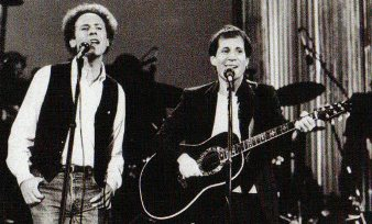 Simon and Garfunkel. The Concert in Central Park