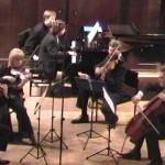 А. Дворжак. Фортепианный квинтет A-dur. Я. Кацнельсон (ф-но), Квартет Большого театра