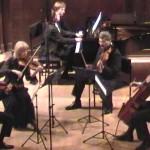 И. Брамс. Фортепианный квинтет f-moll. Я. Кацнельсон (ф-но), Квартет Большого театра