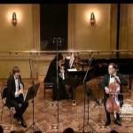 И. Брамс. Трио для фортепиано, кларнета и виолончели op. 114