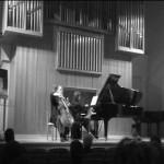 С. Рахманинов. Соната для виолончели и фортепиано, 3 часть. Б. Лифановский (виолончель), Я. Кацнельсон (фортепиано)