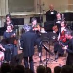 Вивальди. Концерт для виолончели, фагота и камерного оркестра e-moll RV409